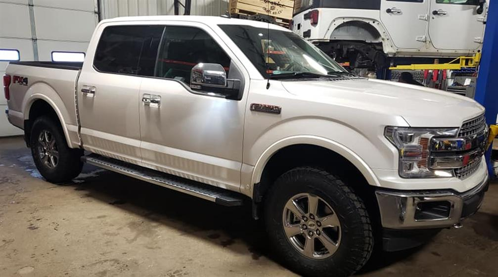 2019 Ford F-150 Ecoboost