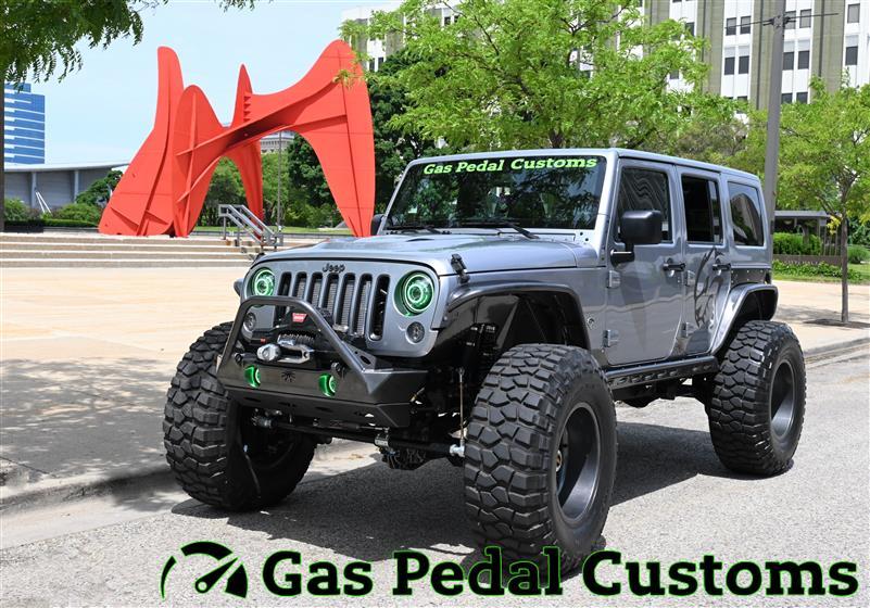 Hellcat Jeep Wrangler