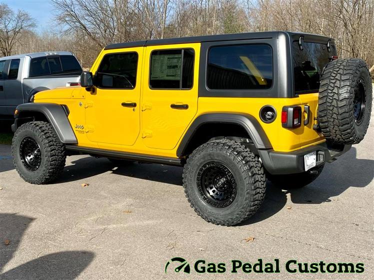 Hellayella Jeep JL,Jeep