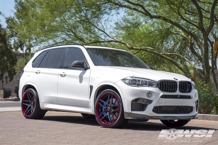 2016 BMW X5 with 22