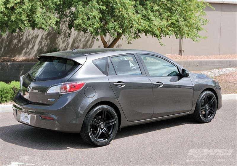 2012 Mazda Mazda3 with 18