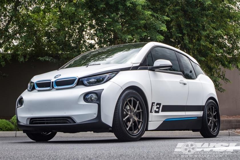 2015 BMW i3 with 19