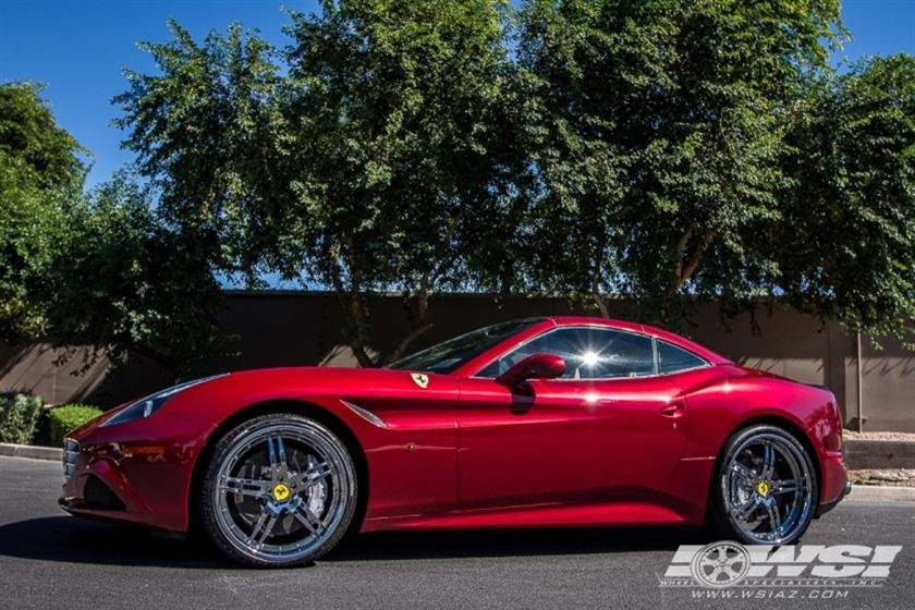 2015 Ferrari California T with GFG Wheels