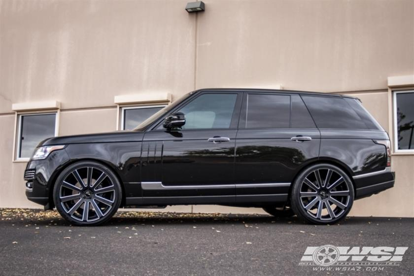 2016 Land Rover Range Rover on 24