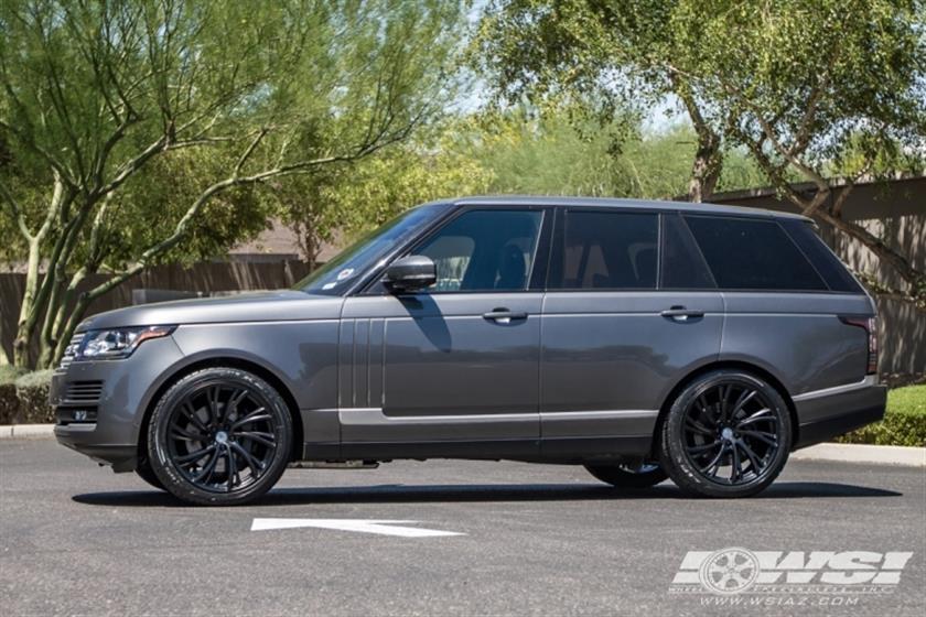 2016 Land Rover Range Rover on Redbourne Wheels
