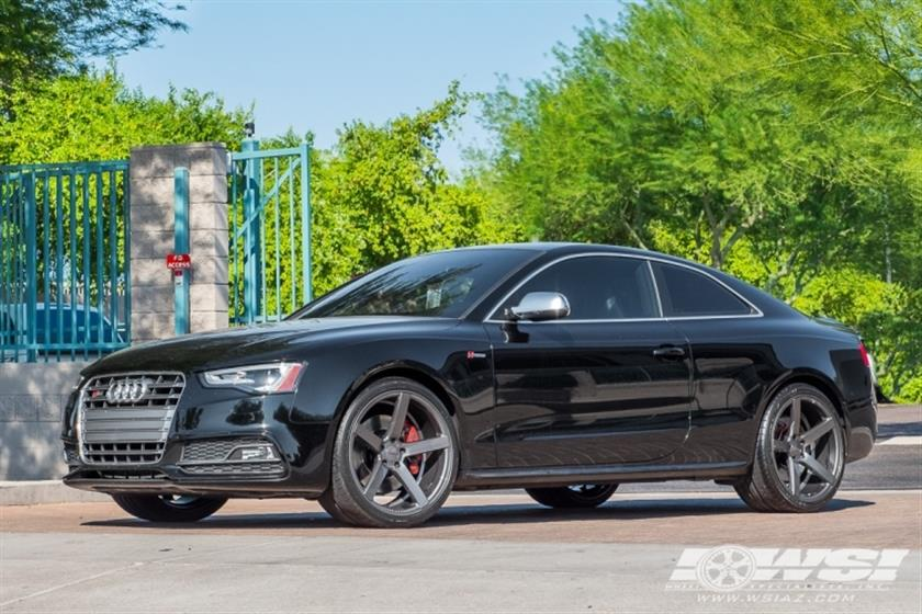 2016 Audi S5 with 20