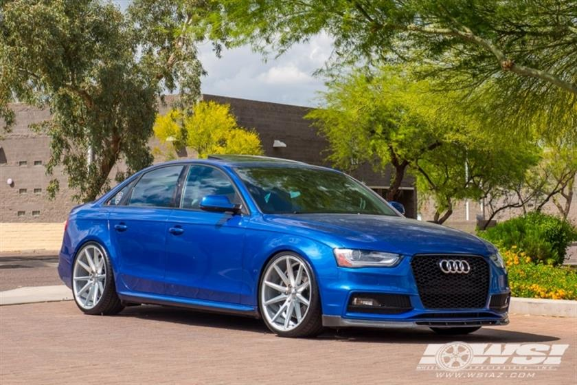2015 Audi S4 with 20