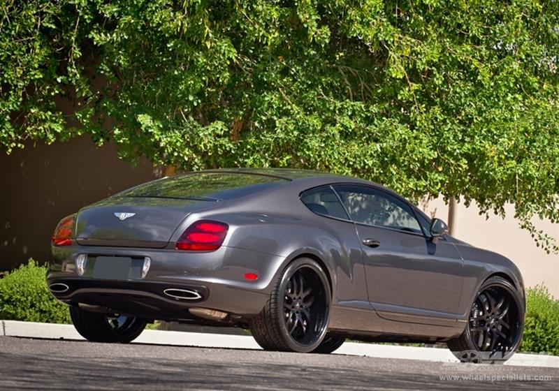2013 Bentley Continental Supersports with 22