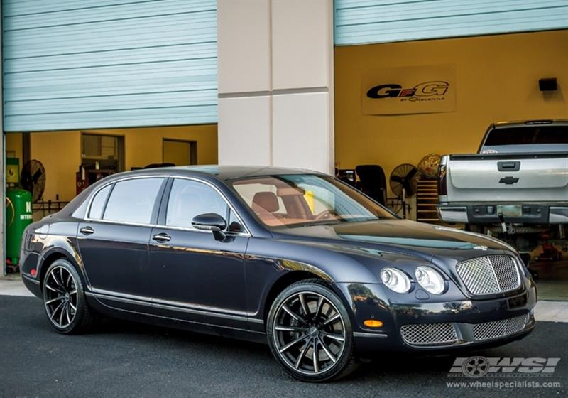 2012 Bentley Continental Flying Spur with 20