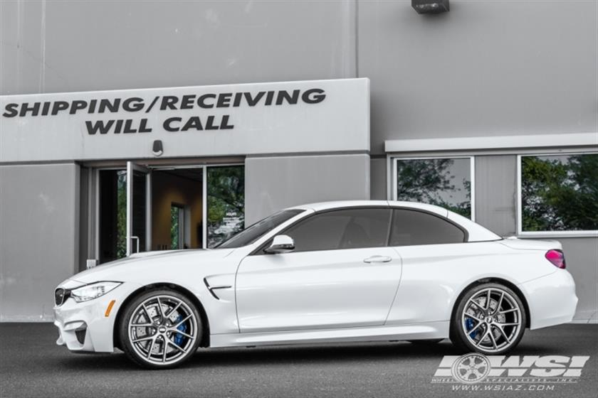 2015 BMW M4 with 20