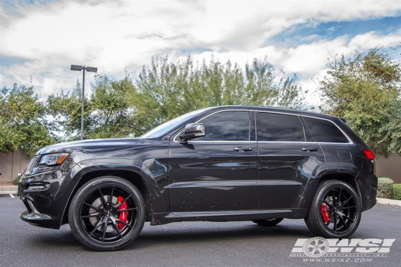 2014 Jeep Grand Cherokee With 22 Gianelle Wheels Wheel Specialists Inc Tempe Az Us 263673