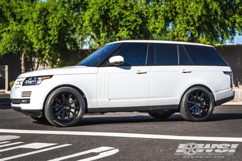 2016 Land Rover Range Rover with 22