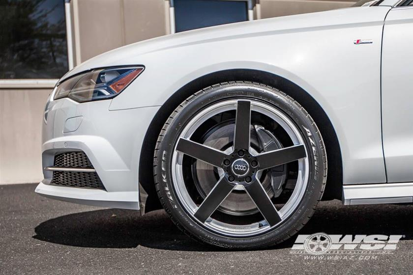2016 Audi A6 with Koko Kuture Wheels