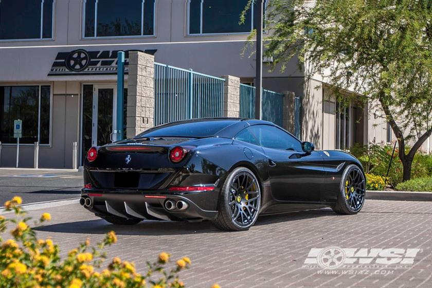 2016 Ferrari Califorina T with 21
