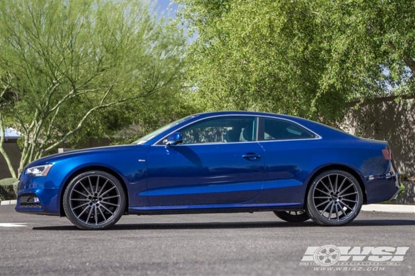 2016 Audi A5 with 20
