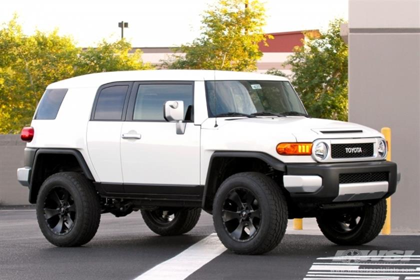 2014 Toyota FJ Cruiser with  20