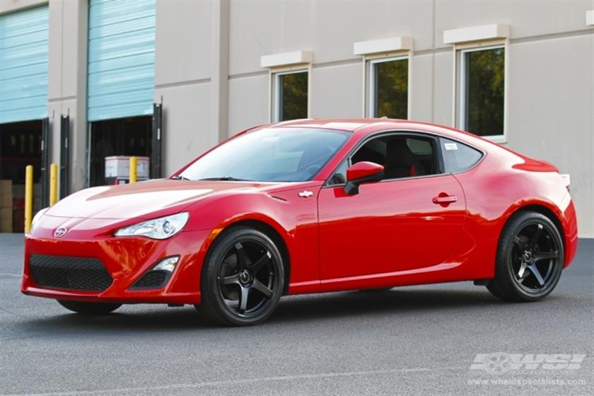 2014 Scion FR-S with 18