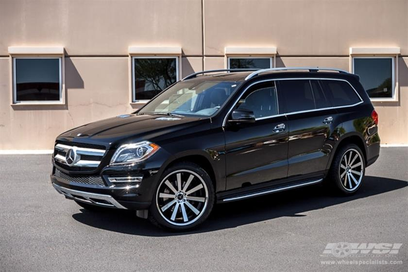 2014 Mercedes-Benz GL-Class in  Gianelle Wheels