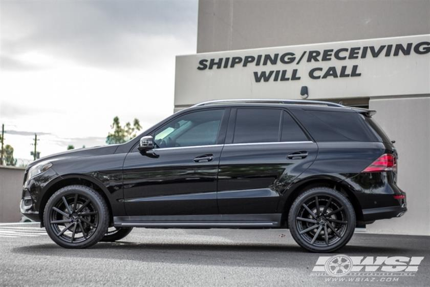 2016 Mercedes-Benz GLE/ML-Class with 22