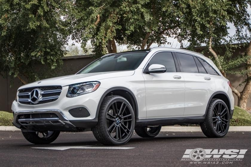2016 Mercedes-Benz GLC-Class with 22