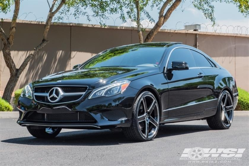 2015 Mercedes-Benz E-Class Coupe with 20