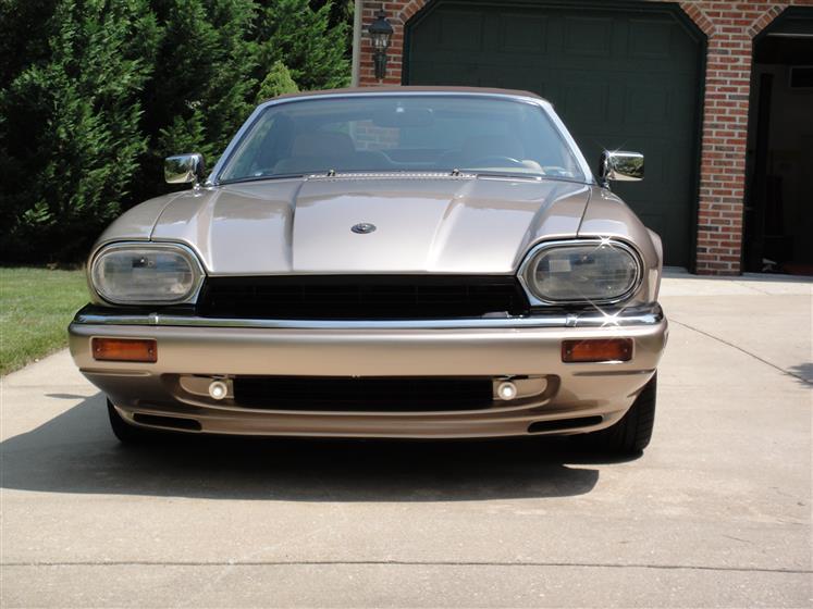 1985 Jaguar xjs LT-1