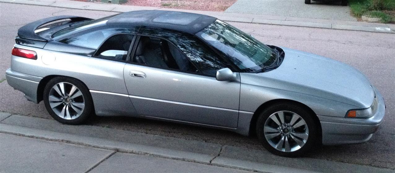 1992 SVX - Modified