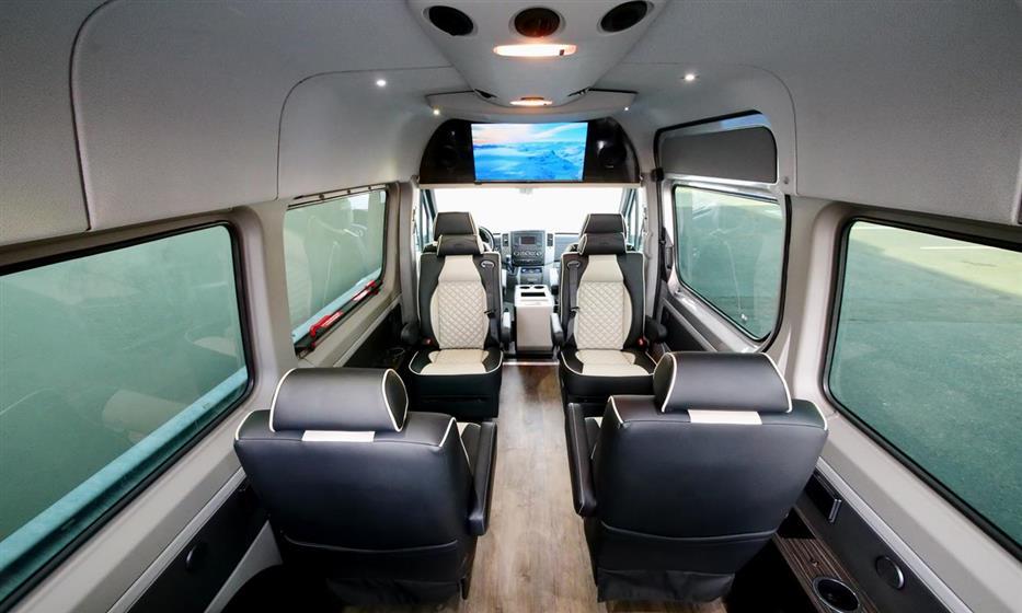 2018 Mercedes-Benz Sprinter 144