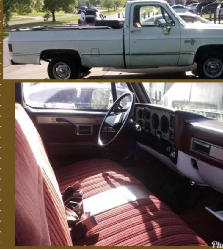 1985 Chevrolet, pickup
