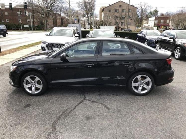 Used 2018 Audi A3 Premium Sedan