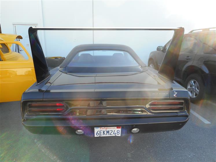 1970 Road Runner Superbird Clone