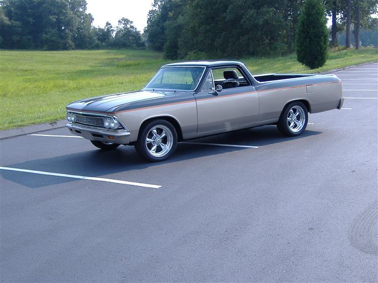 1966 El Camino,Chevrolet