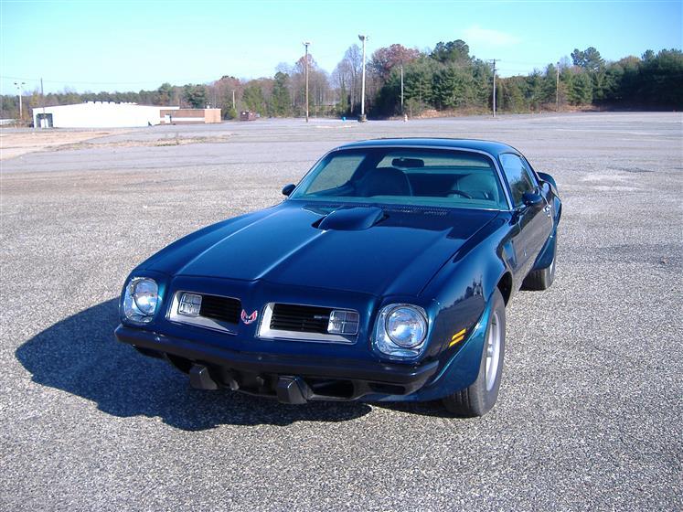 1975 Pontiac Trans-Am,Pontiac