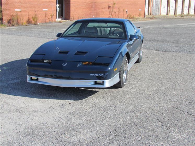 1985 Pontiac Trans Am,Pontiac