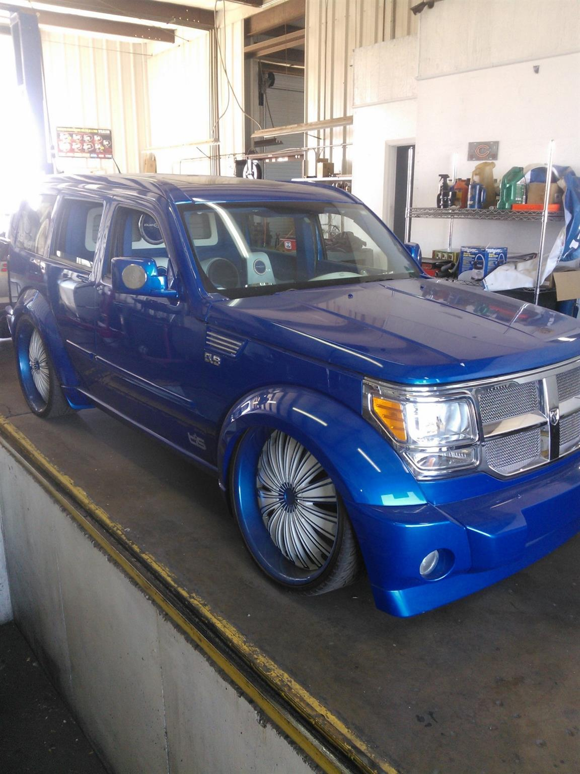 Dodge Nitro Custom Albumccars Cars Images Collection