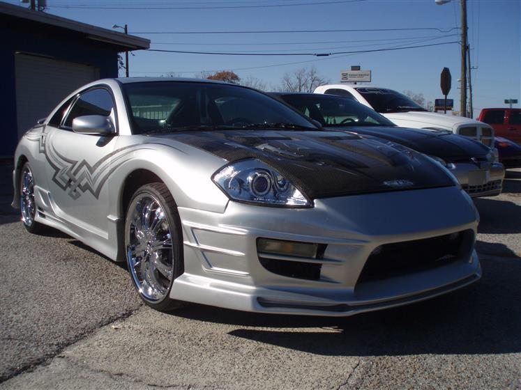 Six's 2002 Eclipse