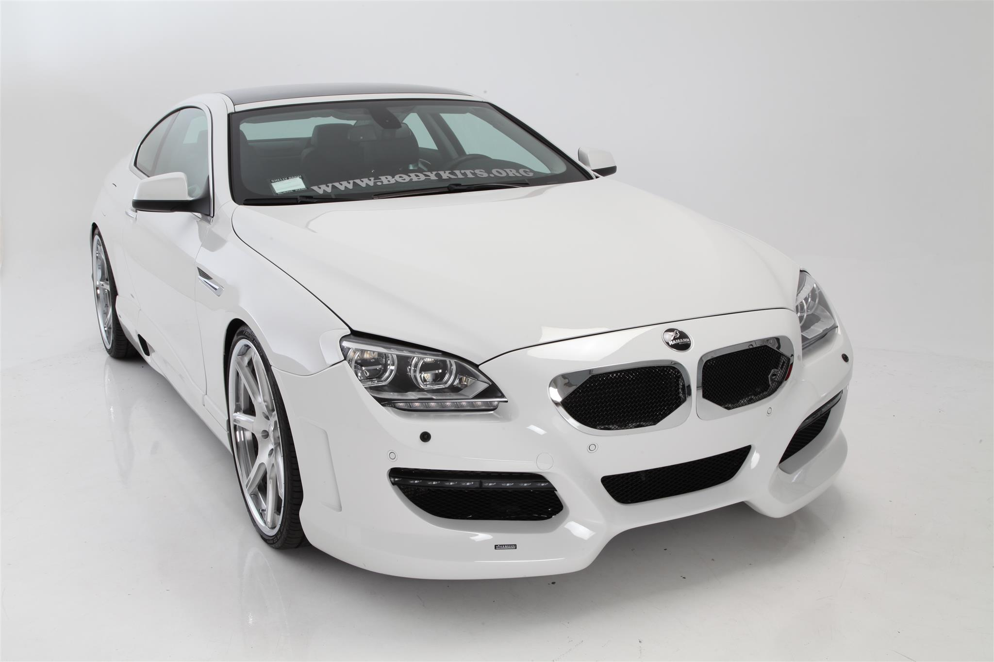 2012 BMW 640i -  HAMANN Aero Kit, Forgiato Grill: