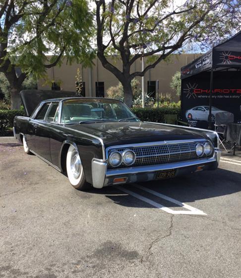 1963 Lincoln Continental,Lincoln