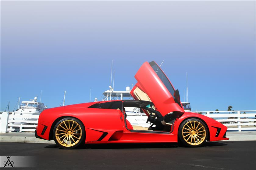 Lamborghini Murcielago Twist 15 Monoblock