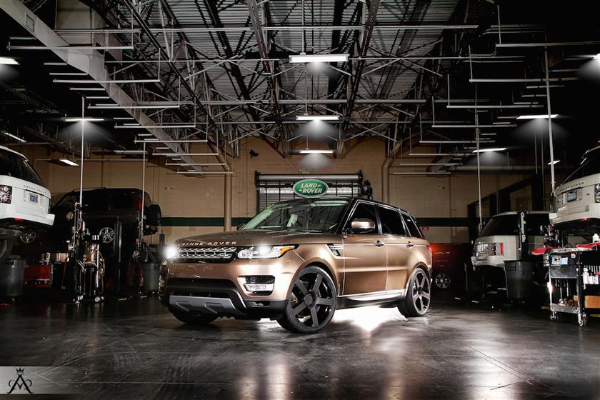 DJ Pauls | Range Rover Sport Lux 5
