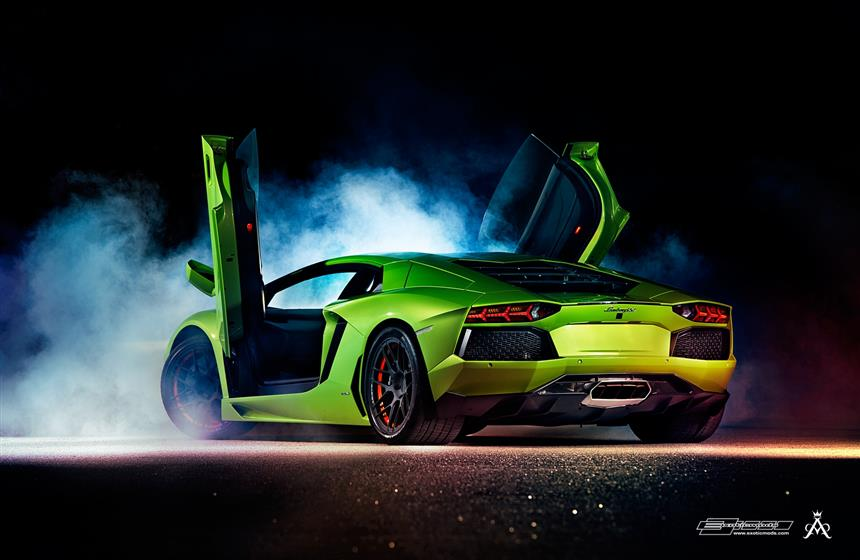 Lamborghini Aventador Sport 14 Monoblock