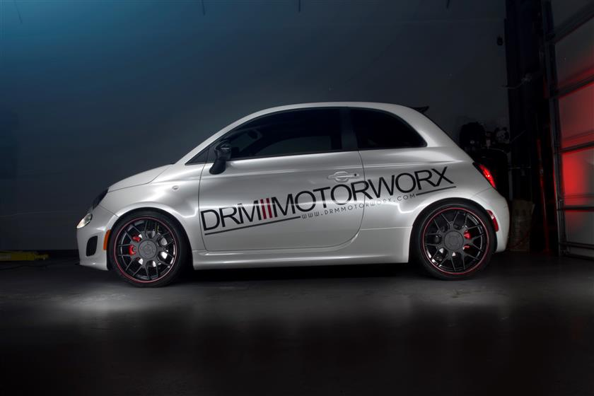 Fiat 500 Abarth Sport 14 Light Concave