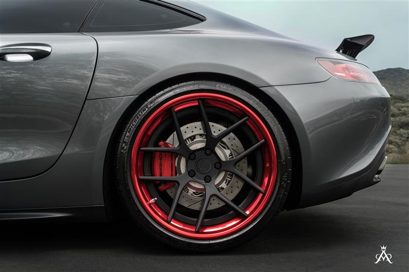 Ferrari FF & Mercedes GTS AMG Duo Shoot