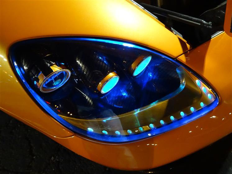 VetteSthetic's Custom Z06 Corvette