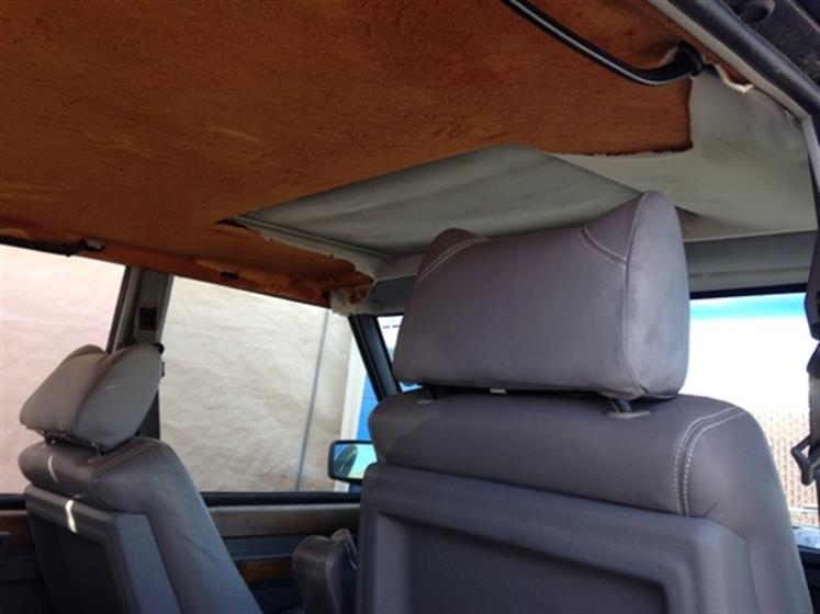 Range Rover Classic LWB