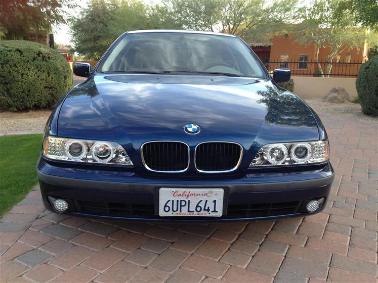 1999 BMW 528i E39,BMW