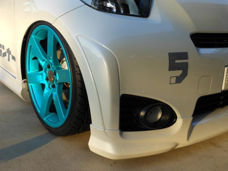 Custom Scion Rims