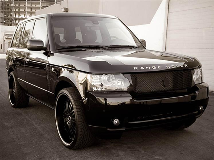 2011 Range Rover HSE