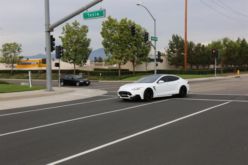 Tesla Model S Elizabeta