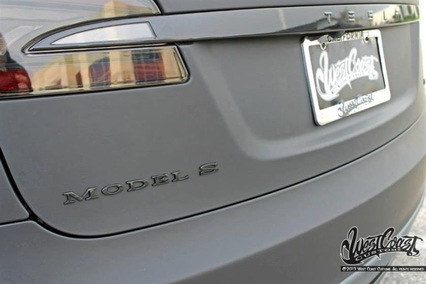 WCC Tesla Model S